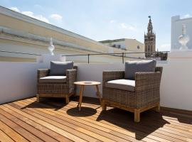 Basic Hotel Sevilla Catedral, hotel near La Giralda and Seville Cathedral, Seville