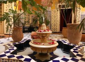 Hotel Sherazade, Hotel in Marrakesch