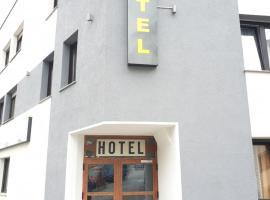 Kirchberg Hotel garni, hotel in Saarbrücken