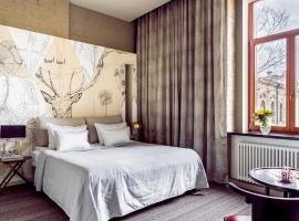 Boutique Hotel Villa Perlov, hotel near Palace Square, Saint Petersburg