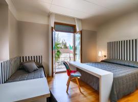 Hotel Moderno, отель в Ассизи