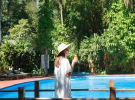 Hotel Saint George, hotel near Iguaçu Waterfalls, Puerto Iguazú