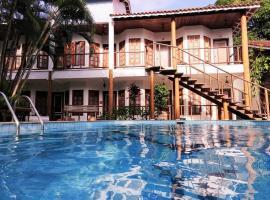 Pousada Náutilus, hotel in Ilhabela