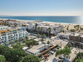 Ocean Lodge Santa Monica Beach Hotel, hotel in Los Angeles