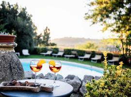 Hotel Villa Gli Asfodeli, hotel din Tresnuraghes