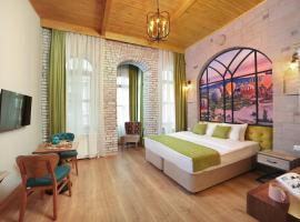 Ardilas Residence, apartment in Istanbul
