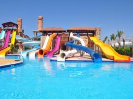 Sea Beach Aqua Park Resort, hotel in Sharm El Sheikh
