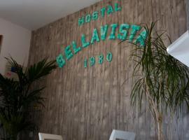 Pensión Bellavista, hotel cerca de Playa de Bolonia, Bolonia