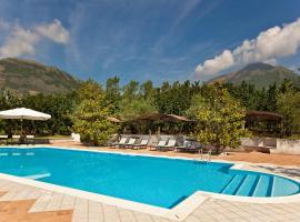 Hotel Villa Rizzo Resort and Spa, hotel near Arechi Stadium, San Cipriano Picentino