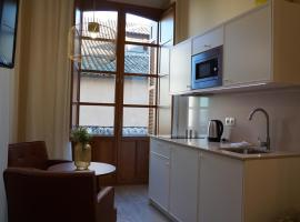 Apartamentos Fana by Charming Stay, appartement in Málaga