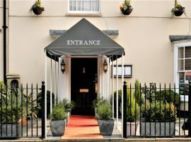 Le Bouchon Brasserie & Hotel, hotel in Maldon