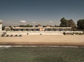 Dexamenes Seaside Hotel, hôtel à Kourouta