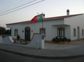 Hotel Pulo do Lobo, hotel in Serpa