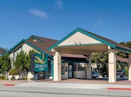 Quality Inn Monterey, hotel em Monterey