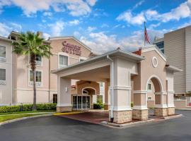 Comfort Suites Downtown, hotel near Amway Center, Orlando