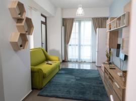 Axis Apartments, apartament din Iaşi