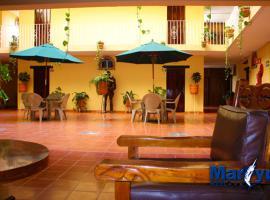 Hotel Marlyn, hotel in Downtown Puerto Vallarta, Puerto Vallarta