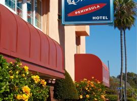 Bay Shores Peninsula Hotel, hotel in Newport Beach