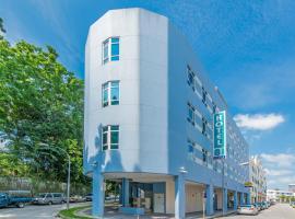 Hotel 81 Osaka (SG Clean): Singapur, Ulusal Üniversite Hastanesi yakınında bir otel