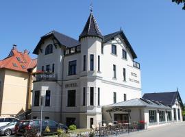 Hotel Villa Sommer, viešbutis mieste Bad Doberanas