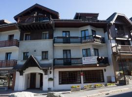 Rond Point d'Arbois, hotel in Megève