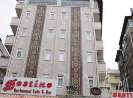 Destino Hotel, отель в городе Аланья, рядом находится Аквапарк Alanya