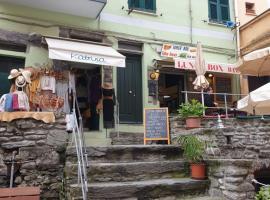 LA CASETTA DI AGNESE, hotel in Vernazza