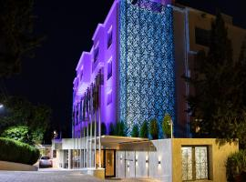 Amman International Hotel, hotel in Amman