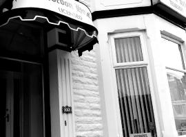 The Clevedon, B&B in Blackpool