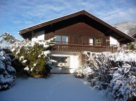Ferienhaus Werthmann, hotel in Mittenwald