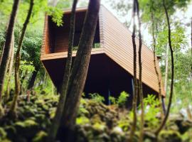Caparica Azores Ecolodge, resort in Biscoitos