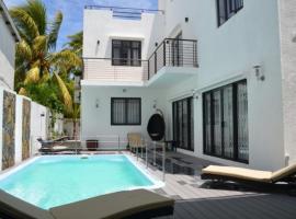 Sun Villa Mont Choisy Apartments, apartment in Mont Choisy