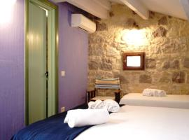 Sibilla Family Suites, guest house in Carloforte