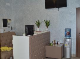 Гостиница Poseidon, отель в Челябинске