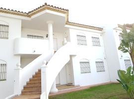 Apartamento Pinar del Atlántico-La Barrosa, hotell nära Playa La Barrosa, Chiclana de la Frontera