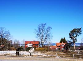 Det Gamla Panget, farm stay in Tällberg