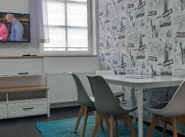 Apartament Twoja Przystań, spa hotel in Giżycko