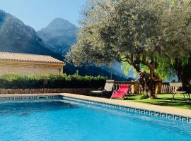 Can Pera Accommodation - TI, hotel in Fornalutx