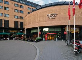 Thon Hotel Ski, hotell i nærheten av Tusenfryd fornøyelsespark på Ski