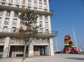 LE MARITIME, hotel near Normandy Business School, Le Havre