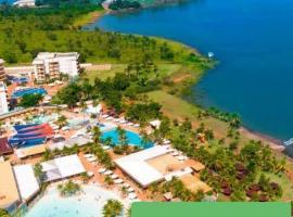 NÁUTICO FLAT, hotel in Caldas Novas