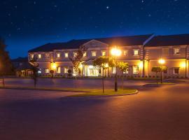 Dworek Eureka, hotel near Auschwitz, Czechowice-Dziedzice