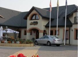 Hotel Allegri – hotel w mieście Będzin