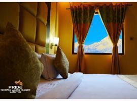 Pride Terrace Valley Resort Gangtok, spa hotel in Gangtok