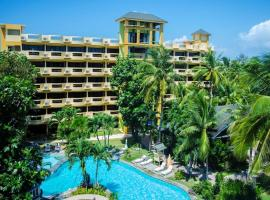 Paradise Garden Resort Hotel & Convention Center, hotel in Boracay