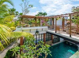 The Akasha Boutique Hotel, hotel in Seminyak