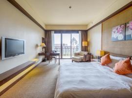 Dongguan Richwood Garden Hotel, hotel in Dongguan