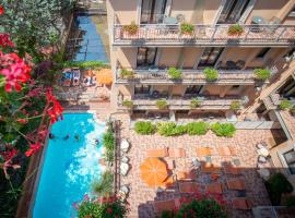 Hotel Michelangelo, pet-friendly hotel in Sorrento