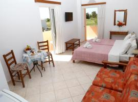 Athina, accessible hotel in Rethymno Town