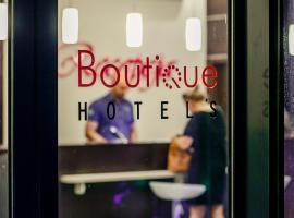 Boutique Hotel's III – apartament z obsługą w Łodzi